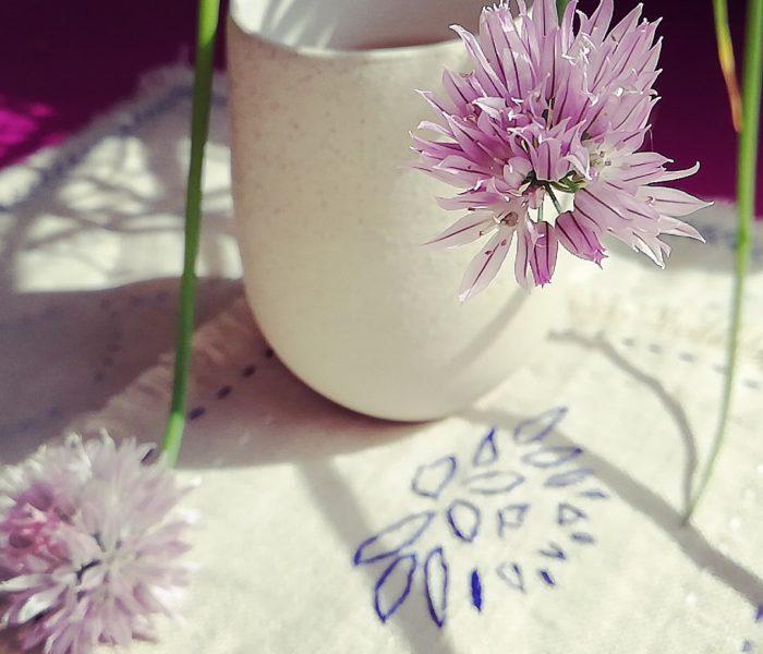 Un thé avec … la céramiste Géraldine K