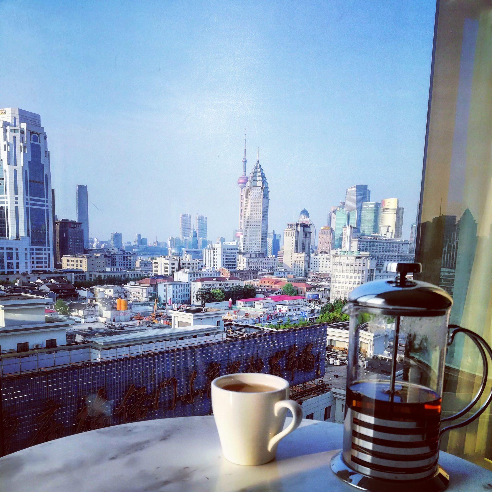 Mon séjour à Shanghaï