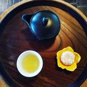 Massage et thés japonais